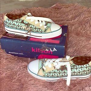 NWT Liston Primm Donna flier sneakers rare